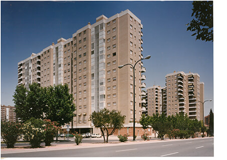Foto Paraninfo Residencial
